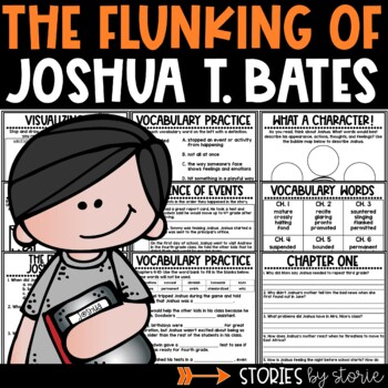The Flunking of Joshua T. Bates Book Questions and Vocabulary