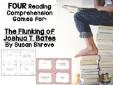 The Flunking of Joshua T. Bates reading comprehension GAME