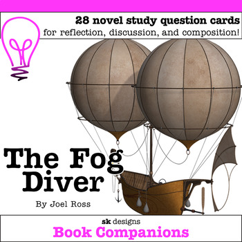 The Fog Diver Discussion Question Cards