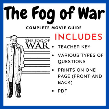 The Fog of War - Complete Movie Guide