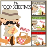 The Food Group Detectives: Learning and Exploring About the Food Groups
