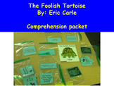 The Foolish Tortoise - Eric Carle/Richard Buckley - Book S