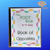 The Foot Book Extension Activity, Book of Opposites Intera