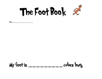 The Foot Book Math