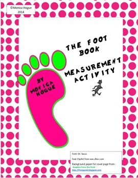 The Foot Book Measurement Activity