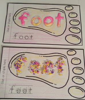 """""""The Foot Book"""" Unit (Growing File!)"""