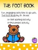 The Foot Book activities