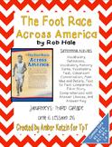 The Foot Race Across America Mini Pack 3rd Grade Journeys Unit 6, Lesson 26