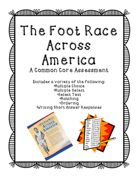 The Foot Race Across America Assessment