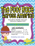 The Foot Race Across America (Supplemental Materials)