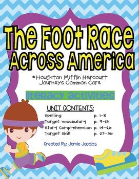 The Foot Race Across America (Journeys Supplemental Materials)