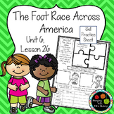 The Foot Race Across America (Skill Practice Sheet)