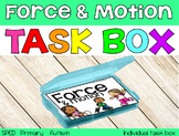 The Force & Motion Task Box {individual task box}