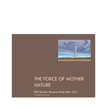 The Force of Mother Nature