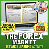 The Foreign Exchange Market Activity