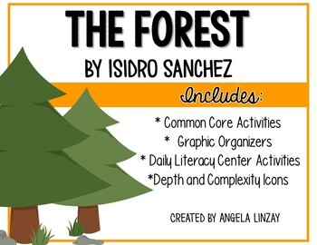 The Forest: Aligning 1st Grade Houghton Mifflin to the Common Core