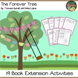 The Forever Tree by Surratt & Lukas 19 NO PREP Book Extension Activities