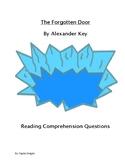 The Forgotten Door Reading Comprehension Questions