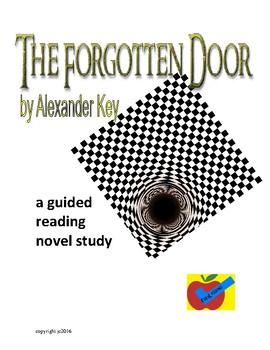 The Forgotten Door guided reading novel study  sc 1 st  Teachers Pay Teachers & The Forgotten Door guided reading novel study by EazyLessons | TpT