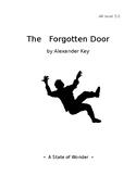 The Forgotten Door novel study