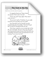 The Fork in the Road (Multiple-Meaning Words)
