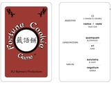 The Fortune Cookie Game - Latin  Version