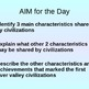The Foundations of Civilizations PPT