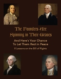The Founders Are Spinning in Their Graves: Here's Your Chance To Let Them Rest!