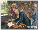 """""""The Founders"""" (Founding Fathers) [Bundle] + Assessments"""