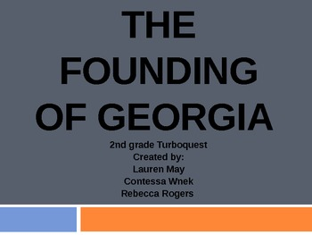 The Founding of GA TurboQuest