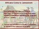 The Founding of James Town, The Plymouth Colony & Mayflower Compact for Student