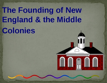 The Founding of New England/Puritans and Quakers 29SlidePP