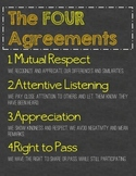 The Four Agreements: Tribes Poster