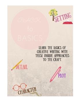 The Four Basics of Creative Writing