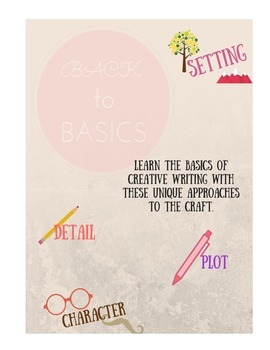 The Four Basics of Creative Writing