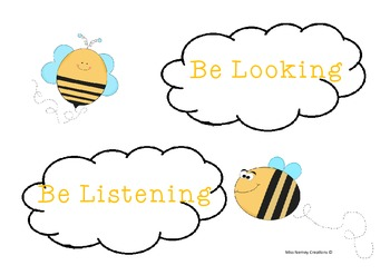 The Four Bees 'How to be a Good Audience Partcipant'
