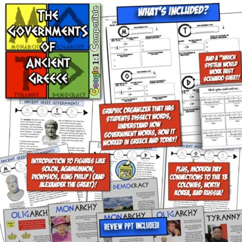 what is a monarchy in ancient greece