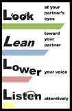 The Four Ls - Look, Lean, Lower, and Listen