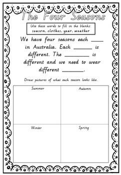 The Four Seasons- Australia