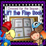The Four Seasons Clothing Match Lift the Flap Book
