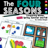Four Seasons - Winter, Spring, Summer and Fall