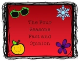 The Four Seasons: Fact and Opinion Pack