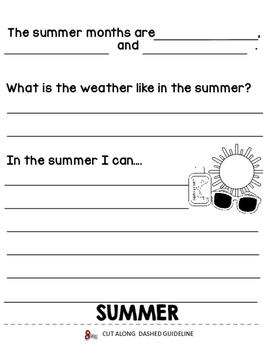 The Four Seasons Flip Book