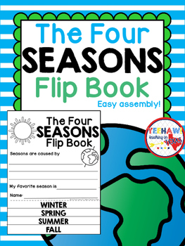 The Four Seasons Flip Book