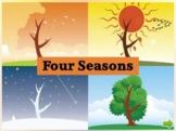 The Four Seasons (Interactive presentation)