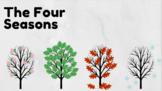 The Four Seasons-- Powerpoint Presentation