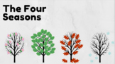The Four Seasons-- Powerpoint Presentation