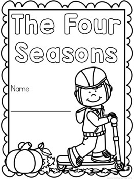The Four Seasons {Winter, Spring, Summer, Fall}