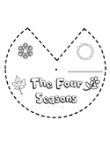 The Four Seasons Wheel NGSS ESS1.B