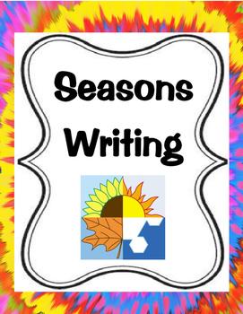 The Four Seasons Writing
